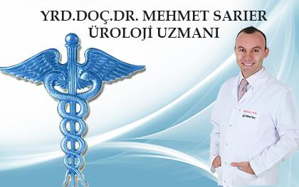 Antalya Üroloji – Yrd.Doç.Dr. Mehmet Sarıer Logo